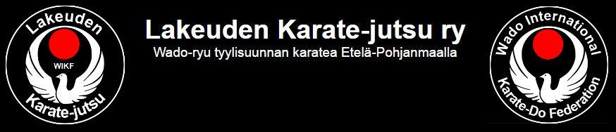 Lakeuden Karate-Jutsu